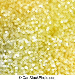 Abstract yellow sparkling background - Abstract yellow...