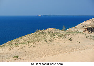 Sleeping Bear Dunes National Lakeshore, Michigan, USA