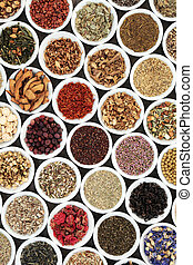 Herbal Tea Selection - Herbal tea selection for good health...