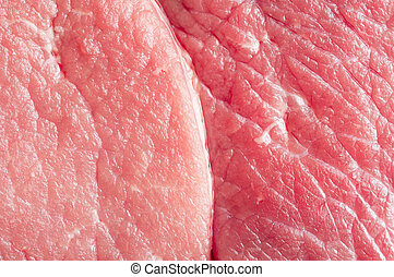 Fresh red meat - A fresh red meat background or a texture...