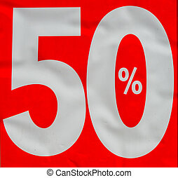 sale - there finally sale a decline of 50 percent