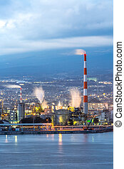 Shizuoka industry Factory - Japan industry Factory from...