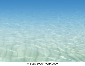 Underwater illustration - Soft, clean background, suitable...