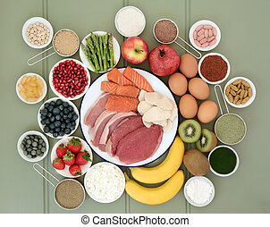 Super Food for Body Builders - Super food for body builders...
