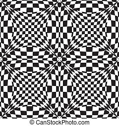 Op Art Background