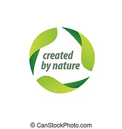vector stamp of the natural product