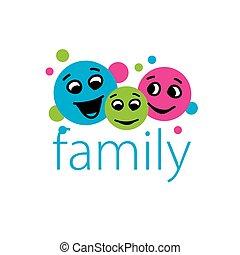 vector logo family