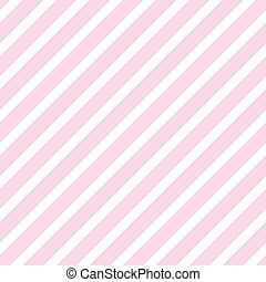Pink seamless tilted striped pattern packaging paper...