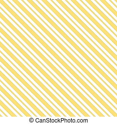 Yellow seamless tilted striped pattern packaging paper...