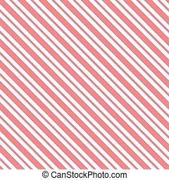 Red seamless tilted striped pattern packaging paper...