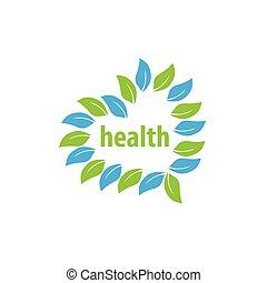 標識語, 矢量, 健康