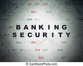 Protection concept: Banking Security on Digital Data Paper...