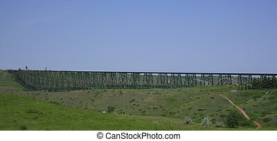 High Level Bridge - Historical High Level Bridge in...