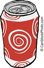 cola can design - creative design of cola can