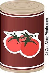 tomatoes can design - creative design of tomatoes can