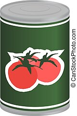 tomatoes can - creative design of tomatoes can