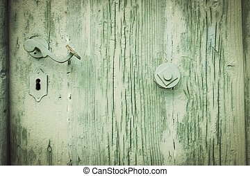 rustic wooden textured background
