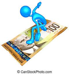 Surfing Money