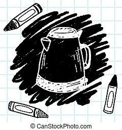 Kettle doodle