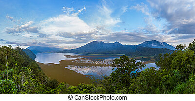 Lake Buyan - Bali Island Indonesia - nature travel...