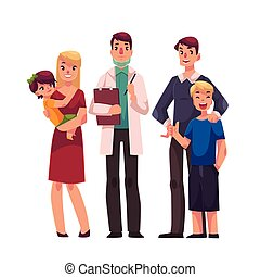 Family practice Illustrations and Clipart. 214 Family ...
