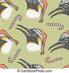 Penguin vector illustration. Illustration of cute antarctic...