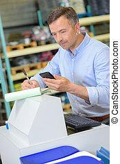 computing at checkout