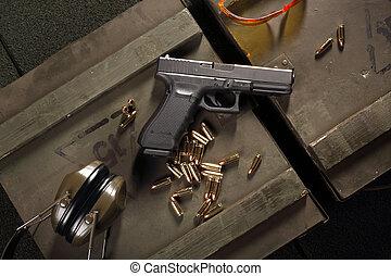 glock, Arma, Cortocircuito