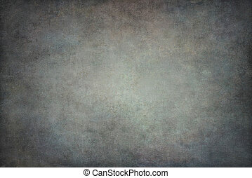 Gray cotton hand-painted background