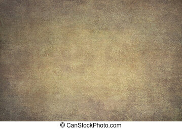 Yellow painted canvas or muslin fabric cloth studio backdrop