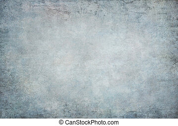 Blue painted canvas fabric cloth studio backdrop