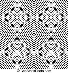 Abstract seamless pattern. Modern stylish texture geometric...