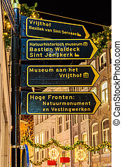 Guide to the most important tourist attractions in the Dutch...