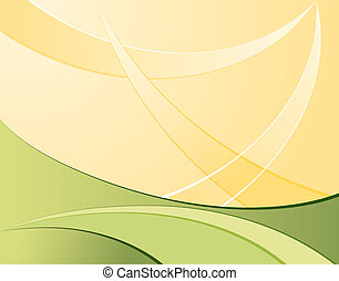 Wave Pattern - Background with wave pattern, element for...