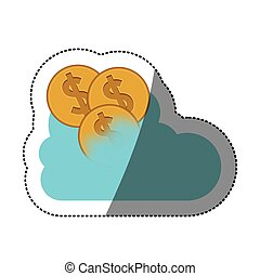 Coins and cloud computing design