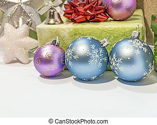 Christmas decoration bauble seasonal winter holidays