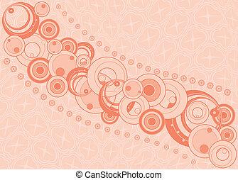 Background Design, illustration