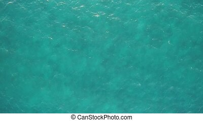 clear ocean water reflection - Nice calm surface of the...