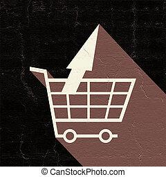 market refund symbol