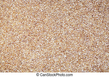 Wheat cereal background, texture