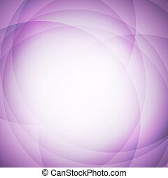 Abstract purple background with circle