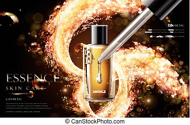 essence skin care design - golden essence skin care...