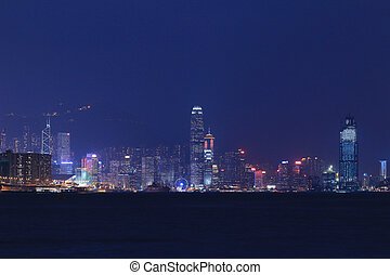 Hong Kong Skylight at 2016
