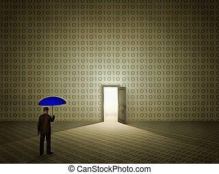 Doorway to heaven