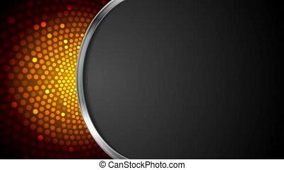 Abstract shiny flicker video animation - Abstract shiny...