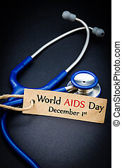World AIDS day December 1st. - World AIDS day December 1st...