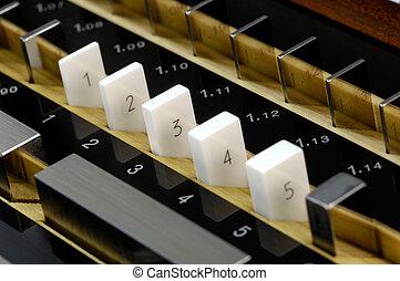 Gauge blocks - Set of gauge blocks