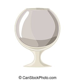 silhouette gray scale with wine glass vector illustration