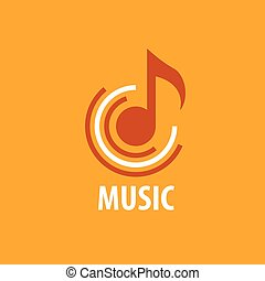vector logo musik