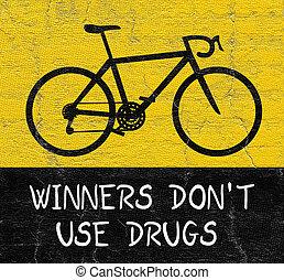 Sport no drug